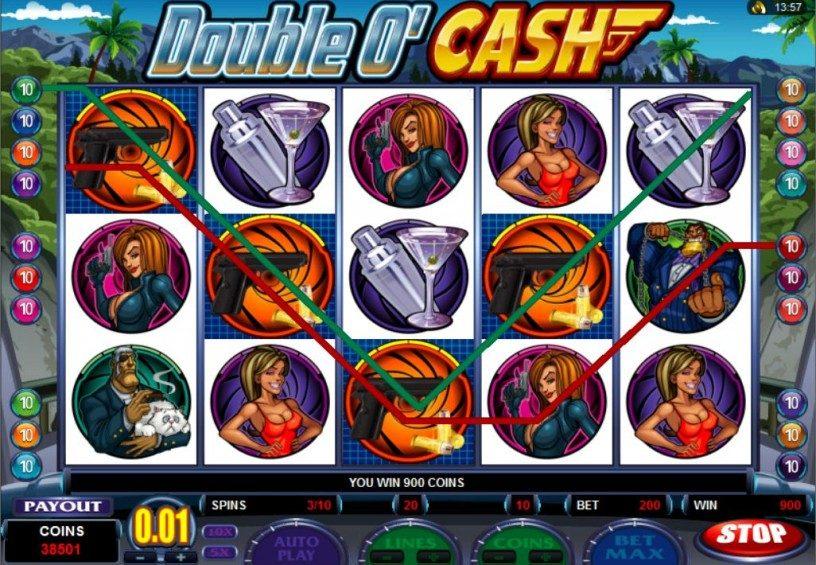 Double o Slots